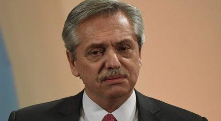 Ορκίστηκε πρόεδρος της Αργεντινής ο Αλμπέρτο Φερνάντες
