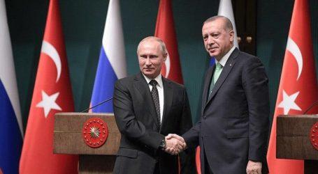 Τηλεφωνική επικοινωνία Πούτιν – Ερντογάν για τη Λιβύη τις ερχόμενες μέρες