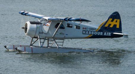Επιτυχής η πρώτη δοκιμαστική πτήση του πρώτου υδροπλάνου με ηλεκτρικό κινητήρα