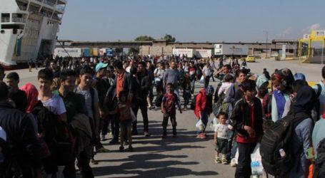 Στο λιμάνι του Πειραιά έφτασαν 99 πρόσφυγες και μετανάστες