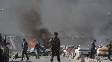 Τουλάχιστον 50 τραυματίες από επίθεση σε νοσοκομείο κοντά στη στρατιωτική βάση Μπαγκράμ
