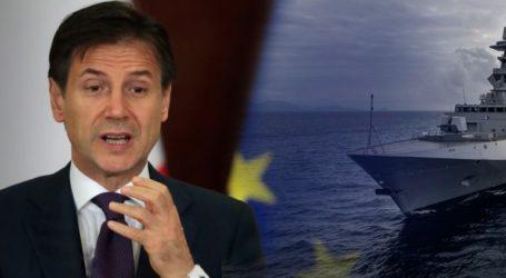 Η Ιταλία στηρίζει Ελλάδα και Κύπρο