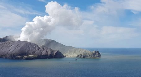 Στους οκτώ οι νεκροί από την έκρηξη του ηφαιστείου