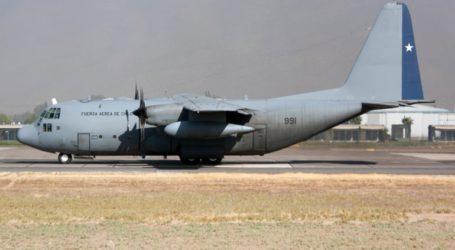 Βρέθηκαν συντρίμμια που πιθανόν ανήκουν στο C-130 που αγνοείται από τη Δευτέρα