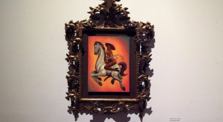 Οργή για τον πίνακα του Εμιλιάνο Ζαπάτα με σώμα γυναίκας