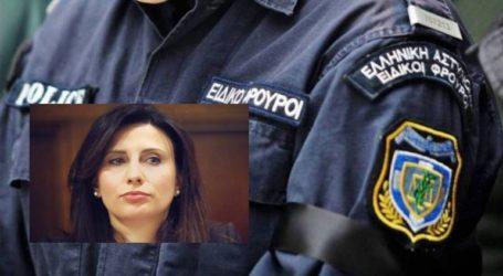 Μήνυση κατά της βουλευτού Νίνας Κασιμάτη από τους ειδικούς φρουρούς