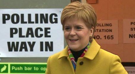 Καλή βραδιά για το SNP αλλά δυσοίωνο αποτέλεσμα για τη Βρετανία