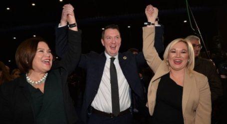 Οι Ιρλανδοί εθνικιστές κέρδισαν περισσότερες έδρες από τους ενωτικούς Ιρλανδούς