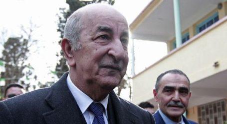 Ο νέος πρόεδρος της Αλγερίας «τείνει το χέρι» στο κίνημα αμφισβήτησης