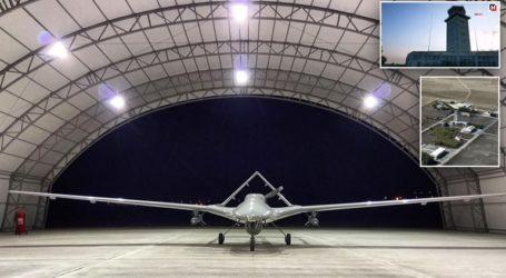 Οι Τούρκοι στήνουν βάση για drones στα κατεχόμενα