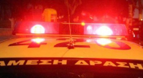 Ένοπλη ληστεία σε κατάστημα στους Θρακομακεδόνες