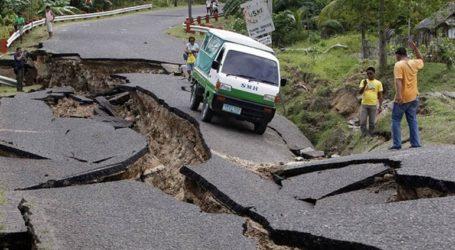 Ένα παιδί σκοτώθηκε από τον ισχυρό σεισμό στις Φιλιππίνες
