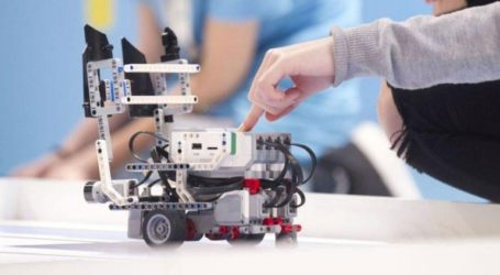 Μαθητές παρουσίασαν τα δικά τους ρομπότ στο 6ο Μαθητικό Φεστιβάλ Ρομποτικής
