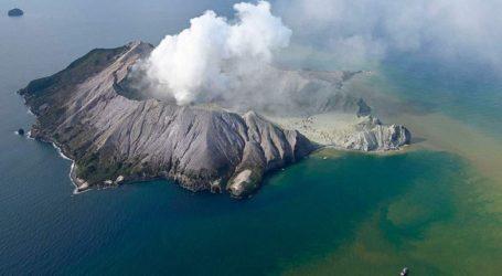 Ενός λεπτού σιγή για τα θύματα του ηφαιστείου του νησιού Γουάιτ