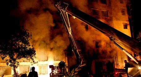 Τουλάχιστον 10 νεκροί από νέα φωτιά σε εργοστάσιο