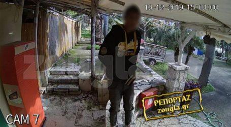Το βίντεο που πρόδωσε την ομάδα Ρομά που διέπραττε κλοπές
