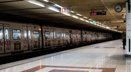 Στάση εργασίας στο Μετρό μέχρι τις 10:00 της Τρίτης