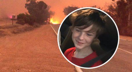 Ένας 12χρονος σώθηκε από τη φωτιά επειδή ήξερε να οδηγεί