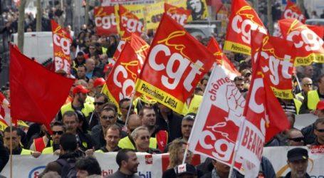 Τα συνδικάτα ενωμένα στους δρόμους κατά της μεταρρύθμισης του συνταξιοδοτικού
