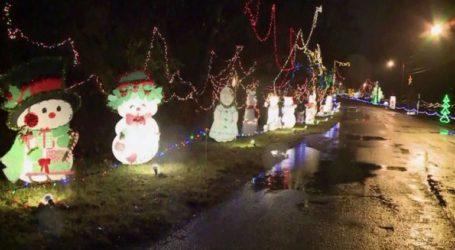 Οργή για τις χριστουγεννιάτικες διακοσμήσεις σε μία χρονιά με απανωτά μπλακ άουτ