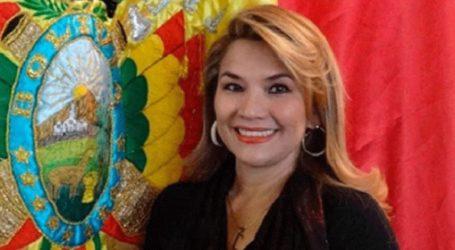 Στήριξη Τραμπ στη μεταβατική πρόεδρο της Βολιβίας