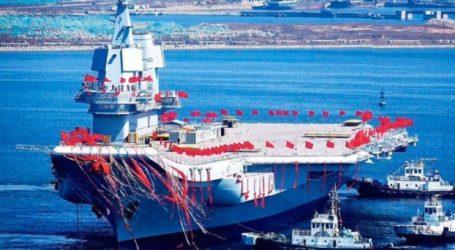 Τέθηκε σε λειτουργία το δεύτερο κινεζικό αεροπλανοφόρο