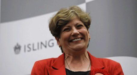 Η Έμιλι Θόρνμπερι θα είναι υποψήφια για την ηγεσία των Εργατικών