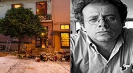 Το ξέσπασμα του σκηνοθέτη Δημ. Ινδαρέ τη στιγμή της σύλληψής του