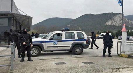 Kαβάλα: Μεγάλη αστυνομική επιχείρηση στα Αμισιανά