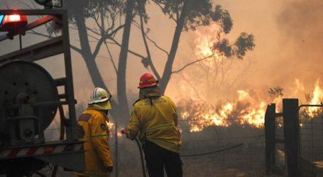 Νεκροί δυο εθελοντές πυροσβέστες στο Σίδνεϊ