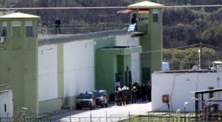 Συνελήφθη στο Δήλεσι δραπέτης από τις φυλακές Μαλανδρινού
