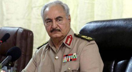 «Θα βομβαρδίσω τον τούρκικο στρατό αν πατήσει στη Λιβύη»