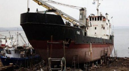 Σφραγίστηκαν τα ναυπηγεία της Θεσσαλονίκης