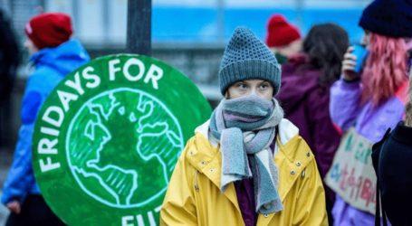 Διαδηλώσεις στη Σουηδία για την κλιματική αλλαγή