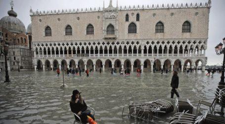Πτώση του τουρισμού στη Βενετία υπό τον φόβο πλημμυρών
