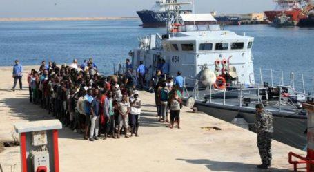 Έντονη ανησυχία για την αναχαίτιση 8.600 μεταναστών και την επιστροφή τους στη Λιβύη