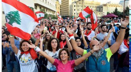Συνεχίζονται οι διαδηλώσεις στον Λίβανο