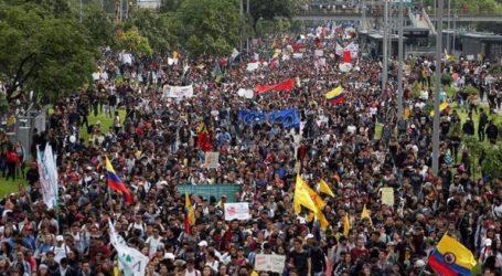 Το κίνημα διαμαρτυρίας συνεχίζει ακάθεκτο παρά την ορκωμοσία του νέου προέδρου