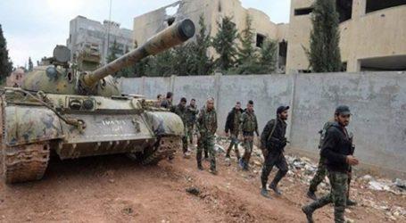Επεκτείνεται ο έλεγχος των συριακών στρατιωτικών δυνάμεων στην επαρχία Ιντλίμπ