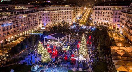 Οκτώ χορωδίες της πόλης συμμετείχαν σε χριστουγεννιάτικη συναυλία