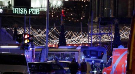 Εκκενώθηκε χριστουγεννιάτικη αγορά λόγω ύποπτου αντικειμένου