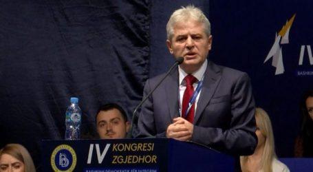 Ο Αλί Αχμέτι επανεξελέγη πρόεδρος του μεγαλύτερου αλβανικού κόμματος