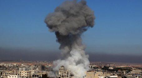 Τουλάχιστον 12 άμαχοι σκοτώθηκαν από βομβαρδισμούς στην Ιντλίμπ