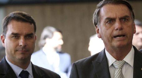 Ο Μπολσονάρου υπερασπίστηκε τον μεγαλύτερο γιο του από τις κατηγορίες για διαφθορά