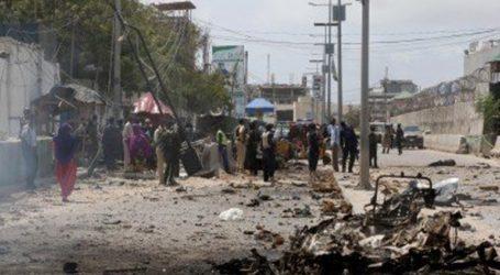 Τουλάχιστον επτά νεκροί σε βομβιστική επίθεση έξω από ξενοδοχείο
