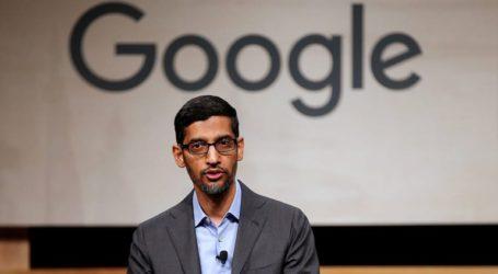 Ετήσιος μισθός δύο εκατ. δολαρίων για τον επικεφαλής της Google