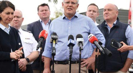 Συγγνώμη για τη στάση του σχετικά με τις πυρκαγιές ζήτησε ο πρωθυπουργός Μόρισον