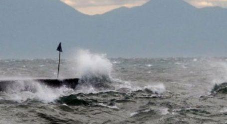 Απαγορευτικό απόπλου στα λιμάνια Ζακύνθου και Κεφαλονιάς