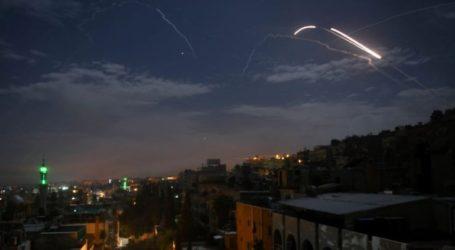 Η αντιαεροπορική άμυνα αναχαίτισε πυραύλους από το Ισραήλ
