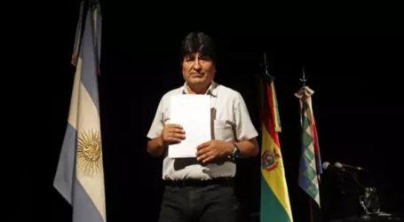 Σε συνέδριο καλεί το κόμμα του ο Έβο Μοράλες